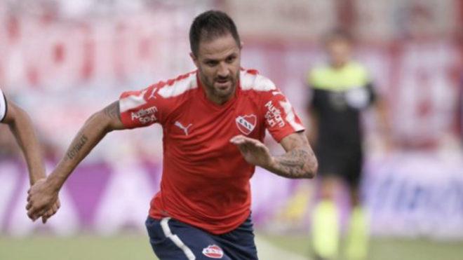 Juan Manuel Martínez jugará por primera vez en el ascenso