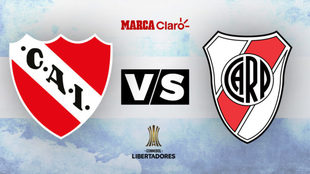 Independiente vs River, formaciones, hora y dónde ver en TV