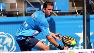 Paquito Navarro disputado el Masters de Portugal