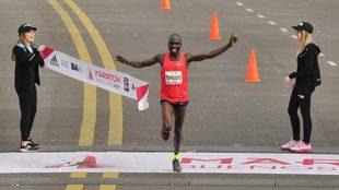 Saina Kipbemboi gana la Maratón de Buenos Aires