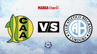Aldosivi vs Belgrano, formaciones, hora y dónde ver por TV