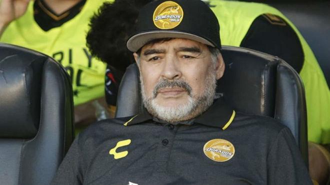 Diego Maradona criticó duramente a Lionel Scaloni