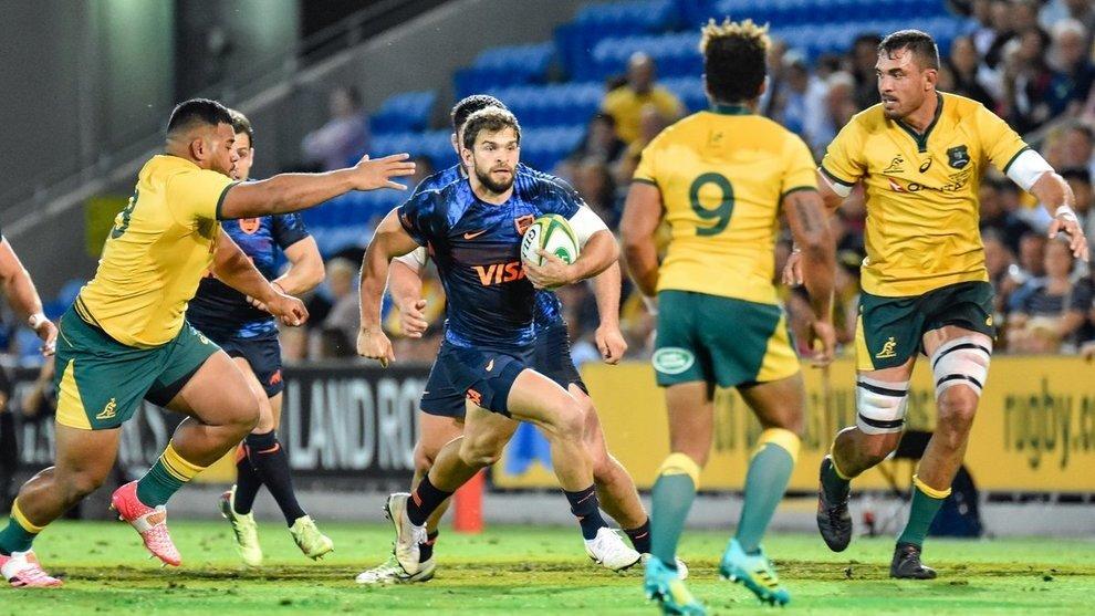 Los Pumas buscan un récord en el Rugby Championship