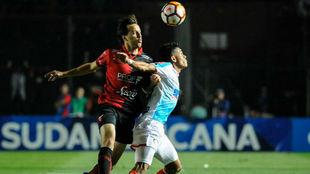 Colón empató ante Junior y se despidió de la Copa Sudamericana