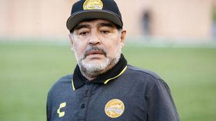 Maradona cuestionó la actualidad de Boca