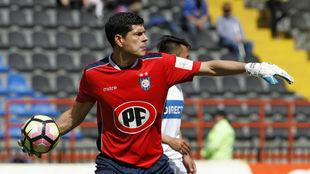 Carlos Lampe llega a Boca desde Huachipato
