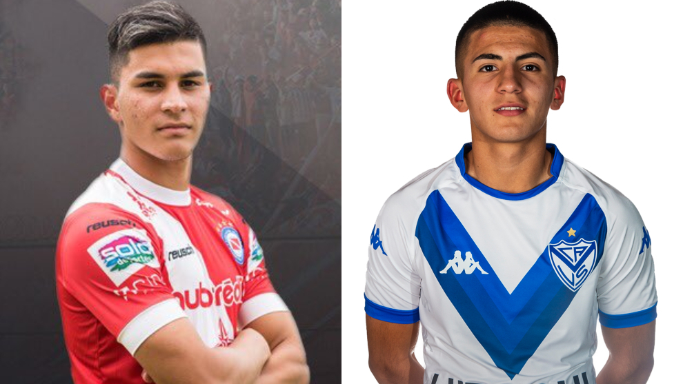 Dos argentinos