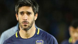 Pablo Pérez quiere jugar contra River.