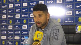 La palabra de Néstor Ortigoza en conferencia de prensa