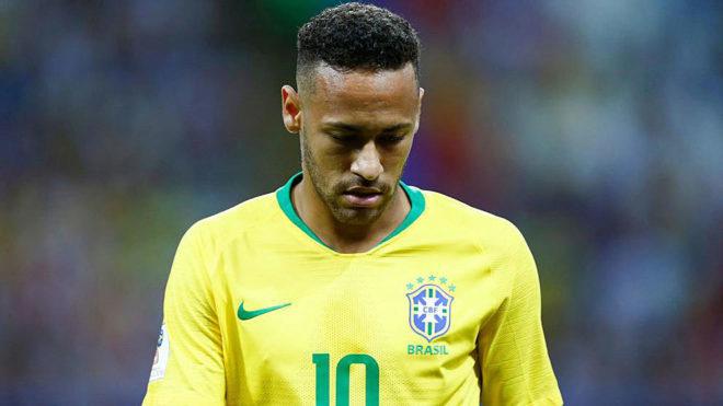 Neymar irá desde el arranque contra Argentina.