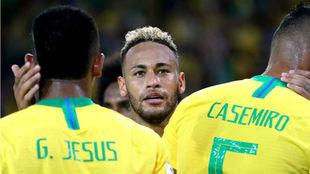 Neymar, Jesus y Casemiro serán de la partida.