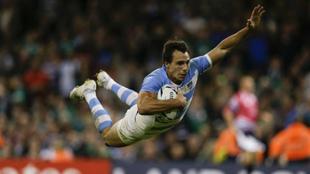 Las mejores fotos de la victoria de Los Pumas ante Irlanda en Cardiff