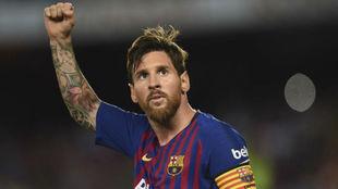 El Barcelona de Messi y una dura prueba ante el Sevilla.