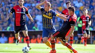 Newell's y Rosario Central jugarán los cuartos de final de la...