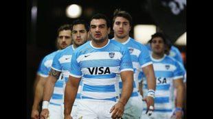 Agustín Creevy deja de ser el capitán de Los Pumas