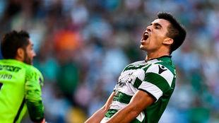 Marocs Acuña renueva con Sporting de Lisboa