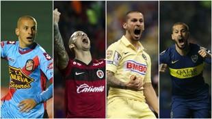 Arsenal, Xolos Tijuana, América y Boca, algunos de los clubes por los...