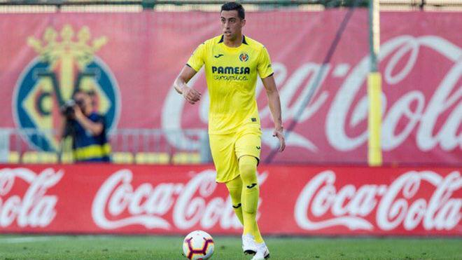 Funes Mori jugó todo el partido ante Rapid Viena