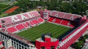 Defensa jugará en la cancha de Independiente