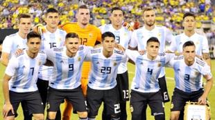 La lista de convocados de Scaloni para enfrentar a México