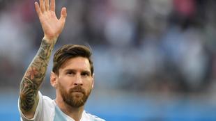 Messi apoyó a la Selección Femenina de Fútbol