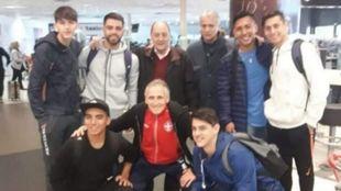 Los jugadores argentinos víctimas de la estafa