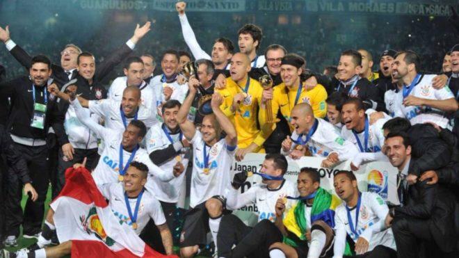 Corinthians obtuvo el Mundial de Clubes 2013 al derrotar a Chelsea