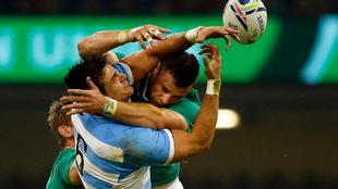 Los Pumas vs Irlanda, este sábado 10 a las 15:30