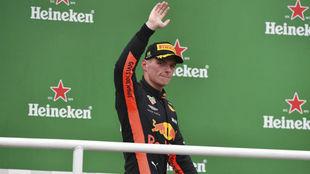 Max Verstappen, 'condenado' a dos días de trabajos sociales