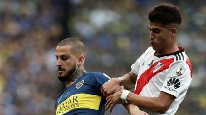Exequiel Palacios sería el primer refuerzo del Real Madrid para 2019