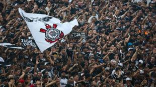 Corinthians cuenta con más de 30 millones de hinchas.