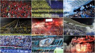 Buscamos a la mejor hinchada del fútbol argentino.