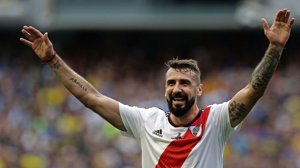 River Vs Boca Final Copa Libertadores 2018 Lucas Pratto Paga Su Precio Con Boca Marca Claro Argentina