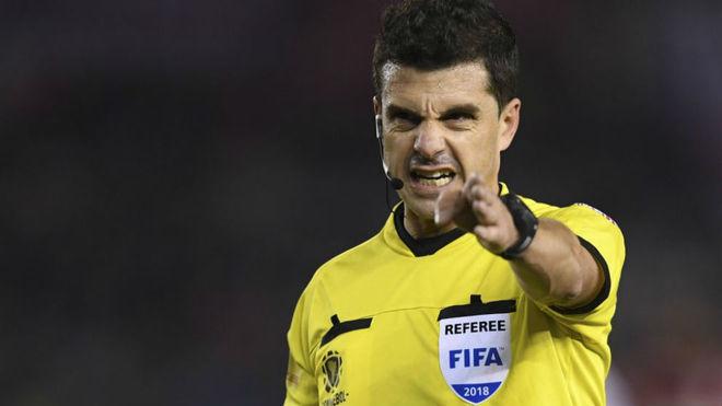 Se confirmó el nombre del arbitro| Cómo le fue a Boca y River cada vez que lo dirigió Cunha