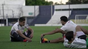 Finalmente llegó la primera práctica de México en Córdoba.