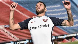 Gonzalo Rodríguez no jugará hasta el año que viene.