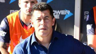 Jorge Almirón aseguró que San Lorenzo mereció más