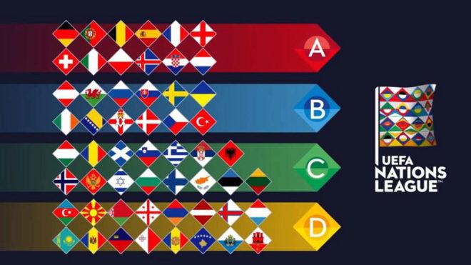 Así está la Liga de las Naciones: ascensos, descensos y Final Four