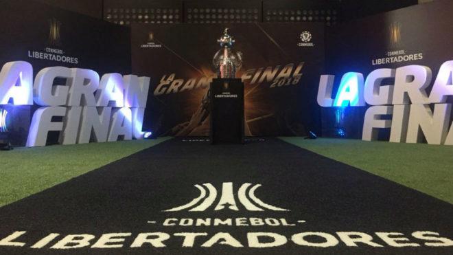 La Copa Libertadores espera en el Monumental