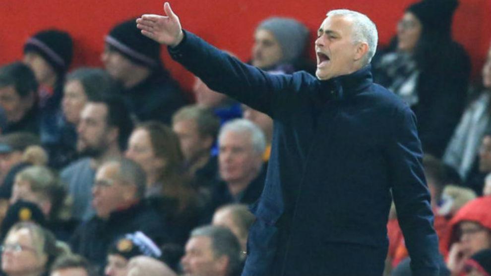 ¡Durísima crítica de Mourinho a sus jugadores!