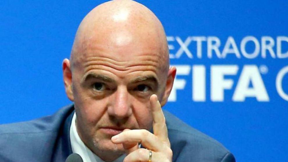 ¡Se pudrió todo!| El presidente de FIFA desmintió a D'Onofrio