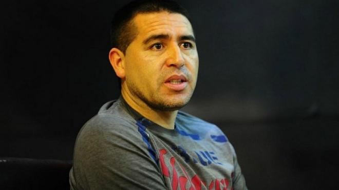 Para Juan Román Riquelme, ya no importa el partido - Somos Deporte