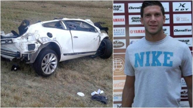 Hallaron el celular robado del jugador Diego Barisone