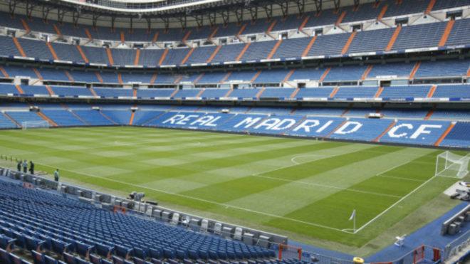 El Bernabéu pica en punta para ser sede de River vs Boca