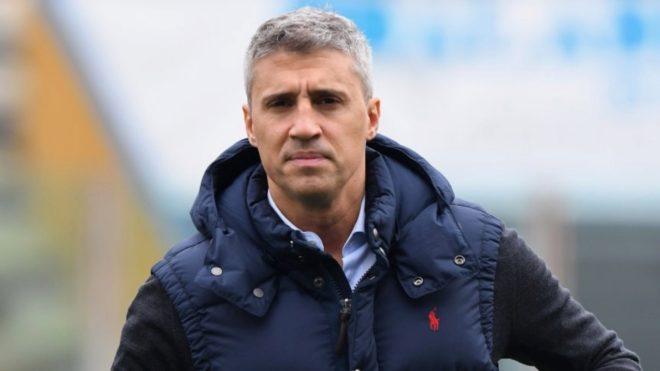 Hernán Crespo será el sucesor de Falcioni como entrenador de...