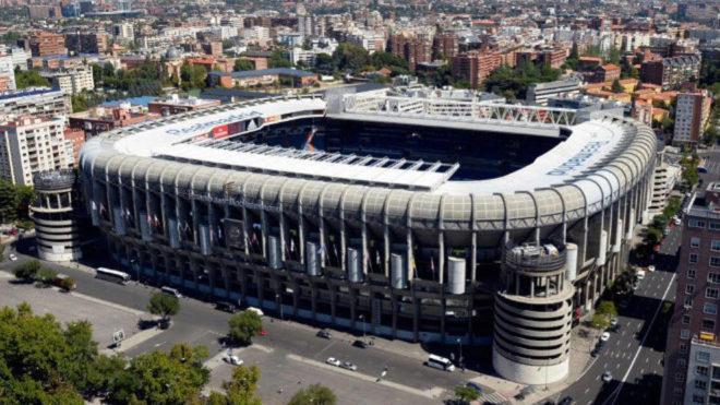 El Bernabéu y un operativo de seguridad histórico.