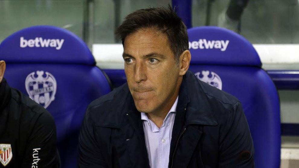 Berizzo no volverá a sentarse en el banco del Athletic.
