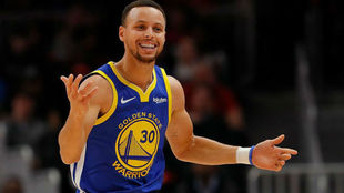 Stephen Curry, la gran figura de la NBA