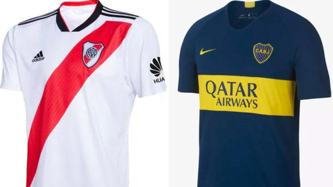 River vs Boca - Final Copa Libertadores 2018  La otra Superfinal  Adidas vs  Nike  ec2ef00808b03