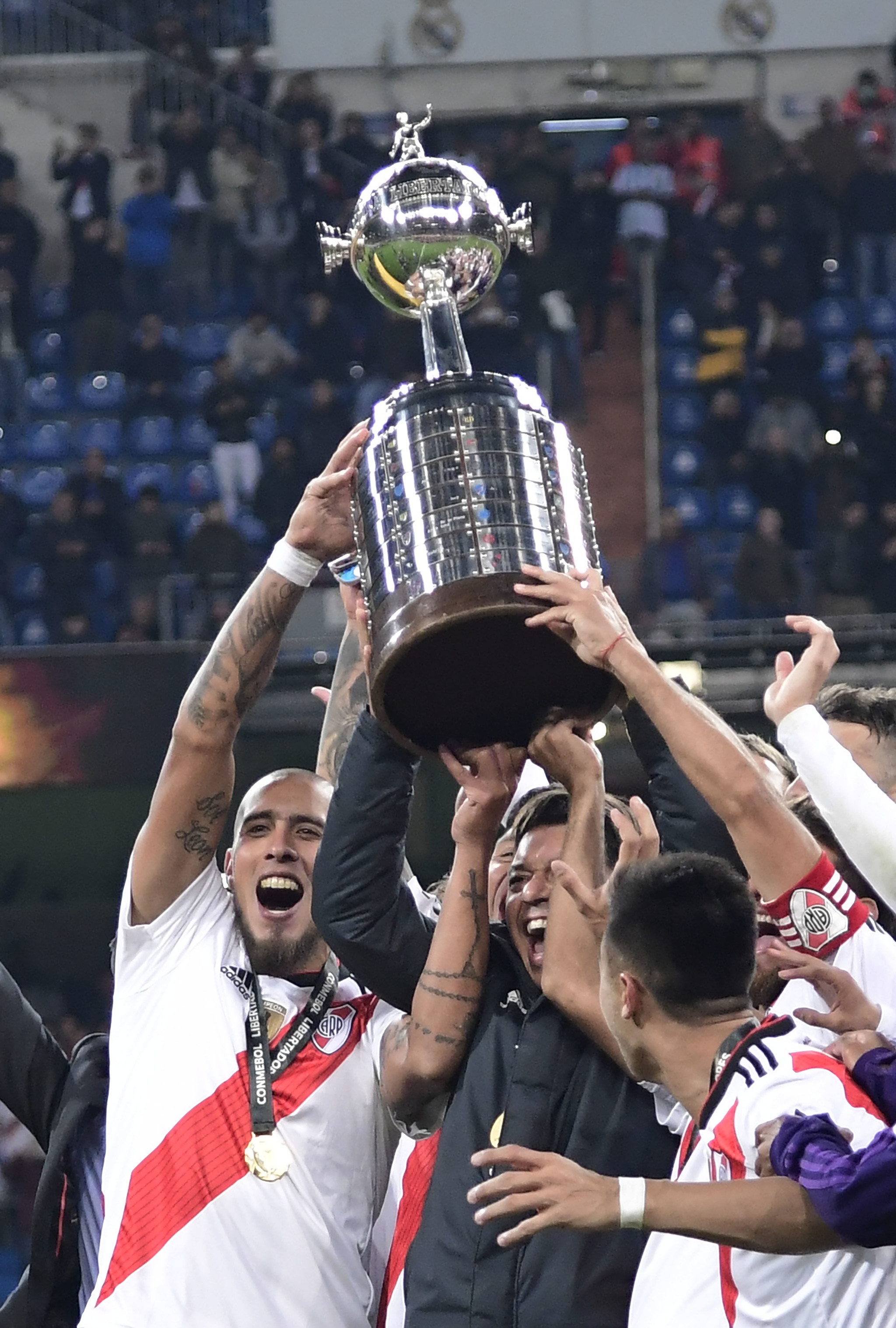 River vs Boca Madrid - Final Copa Libertadores: Gallardo: otra ...